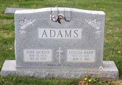 Capt John Jackson Adams