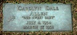 Carolyn Dale Allen