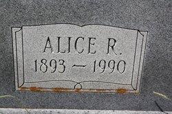 Alice R. White