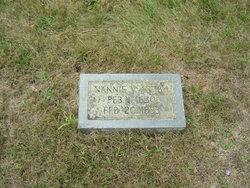 Nancy Virginia Nannie <i>Roudabush</i> Ashby