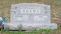 Ada <i>Brannon</i> Adams