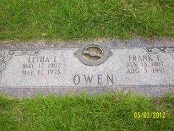 Frank E. Owen