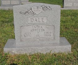 Lydia <i>Appleby</i> Dale