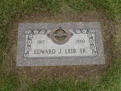 Edward John Anthony Leib