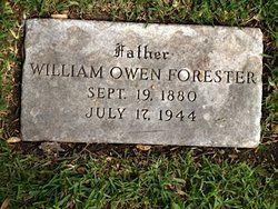 William Owen Forester