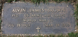 Alvin James Brown