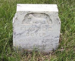 Flossie E. Boyer