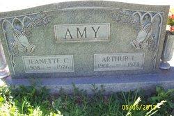 Jeanette Conjentina <i>Lorenz</i> Amy
