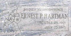Ernest P Hartman