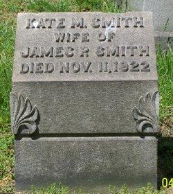 Kate M. Smith