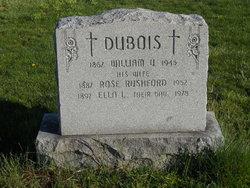 Rose <i>Rushford</i> Dubois