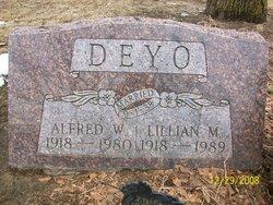 Lillian Margaret <i>Hackett</i> Deyo