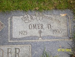 Omer Dale Allender