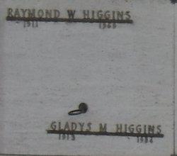 Raymond W Higgins