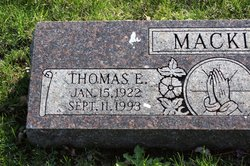 Thomas E. Mackie