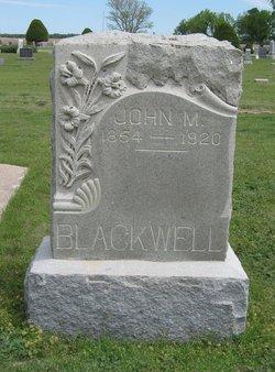 John M. Blackwell
