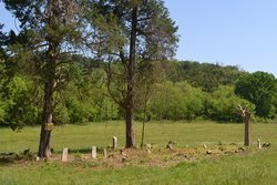 Anderson Cemetery on Dry Fork