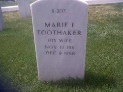 Marie Irene <i>Brasseur</i> Toothaker