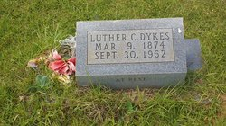 Luther C Dykes