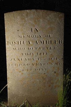 Joshua Ambler