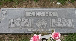 Edward Madison Adams