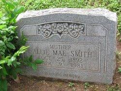 Allie Mae <i>Catchings</i> Smith