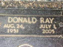 Donald Ray Chico Miller