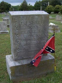 Joshua James Shelton