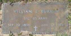 William Estes Stell Burrus