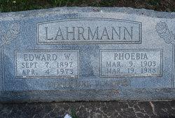 Edward William Lahrmann