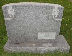 Alfred W Gaither