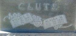 Alaska M <i>Whisnant</i> Clute
