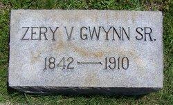 Zery V. Gwynn, Sr