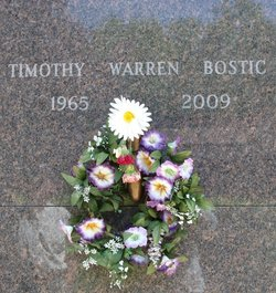 Timothy Bostic
