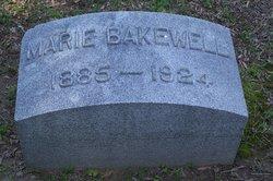 Marie McNair Bakewell