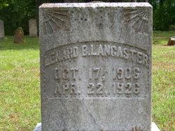 Leonard B Lancaster