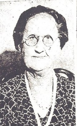Mary Elizabeth <i>Hildinger</i> Johnston