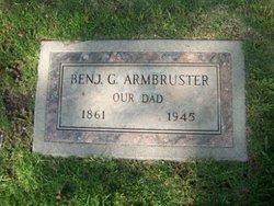 Benjamin G. Armbruster