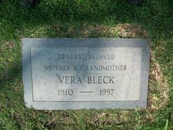 Vera Bleck