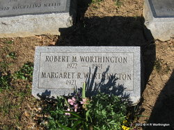 Margaret Ann <i>Rehmeyer</i> Worthington