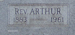 Rev Arthur Loper