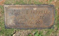 John Burwell Farrell, Sr