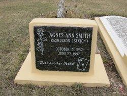 Agnes Ann Rasmussen <i>Sexton</i> Smith