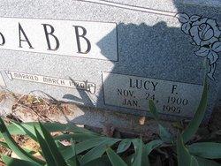 Cora Lucille Lucy <i>Fletcher</i> Babb