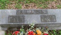 Anna Hemans <i>Uzzell</i> Allen