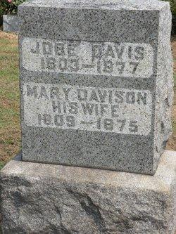 Mary <i>Davisson</i> Davis