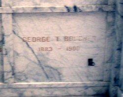 George T Boucher