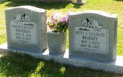 Betty Jo <i>Saulsbury</i> Bradley