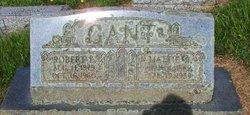 Mattie Leona <i>Humphreys</i> Gant