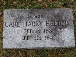 Carl Harry Hedberg